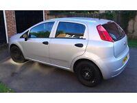 FIAT Grande Punto, 1200cc petrol, LHD,2012, 5 doors.