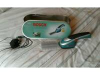 Bosch cordless trimmer