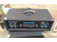 PEAVEY mark 3, XP tm Series 150 W Bass amp head