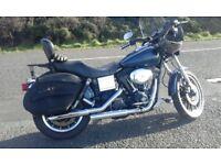 For Sale Harley Davison Dynasuperglyde T Sport