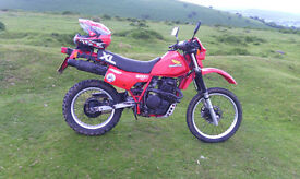 HONDA XL600R CYLINDER HEAD AND PARTS REQUIRED