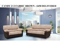 candy 3+2 or corner sofa fabric sofas plus many more on offer now also bed beds