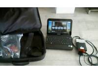 Professional diagnostic and remapping kit including good windows netbook and much more