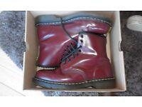 Dr Martens men's boots size UK 9