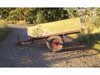 Tipping Trailer (not hydraulic)