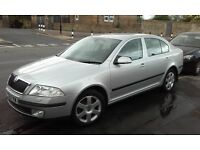 Well maintained Skoda Octavia in good condition