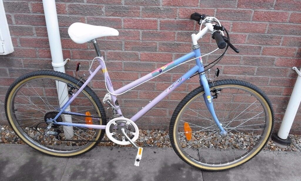 Ladies Townsend Gypsy All Terrain Mountain Bike Bicycle
