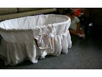 Moses basket free to collect