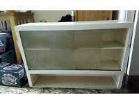 Original retro wall cabinet.