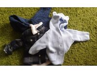 Baby boys clothes bundle (0-9months) 42 items