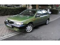 LHD nissan almera LHD mazda great condition !