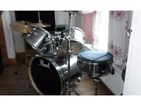 For sale Pearl Drum kit