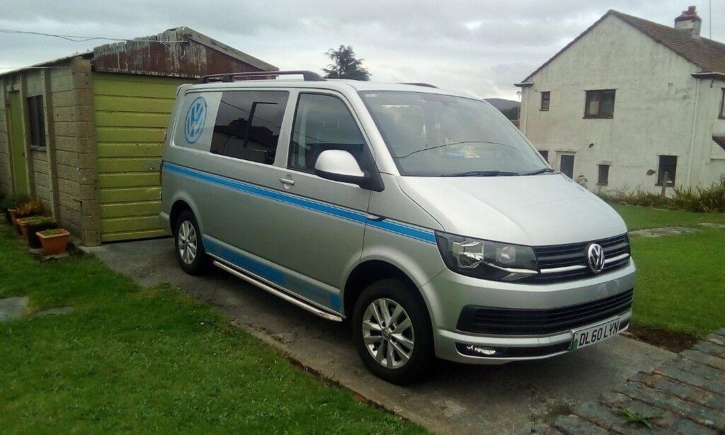 Vw T6 2017 Campervan For Sale In Ammanford Carmarthenshire