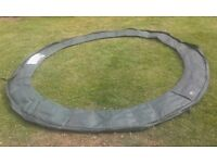 8 FT PLUM TRAMPOLINE SPRING COVER
