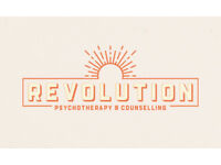Revolution Psychotherapy & Counselling