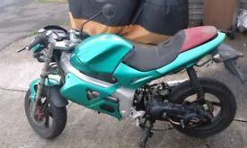 GILERA DNA 50CC + KYMCO AGILITY CITY 50CC