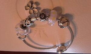 Pandora Charms and clips for sale