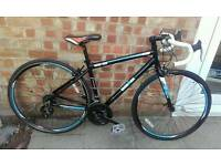 """Brand new ex demo unisex racing bike 17.5"""""""
