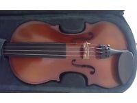 Primavera 4/4 violin - good as new