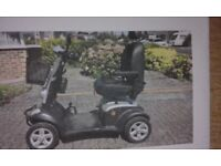 KYMCO XLS MOBILITY SCOOTER