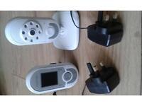 motorrlolla mbp621 video baby monitor