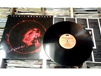 Yngwie Malmsteen ‎– Eclipse, VG, released on Polydor ‎in 1990, Cat No 843 361-1.