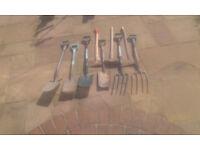 Garden/Building tools job lot
