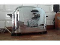 Vintage 50s chrome toaster