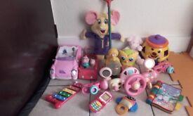 Larhe bundle girls toys
