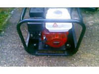 Honda Industrial Pressure Washer Car Wash Valeting Patio Driveway Farm Diggers Jet Wash Bin