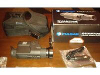 PULSAR XD50S Thermal Imaging Camera. Boxed like new. Used twice.
