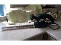 Hedge trimmer, 240v, ........ £15