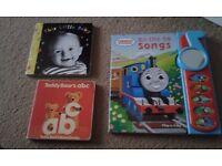 Three Hardback Books