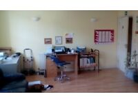 Office space/room in Central Torquay. Part of existing business. Spacious and light.