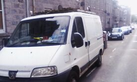 Boxer van for spares or repair £350 ono