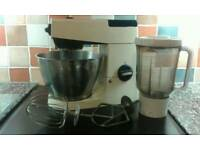Kenwood chef mixer and blender