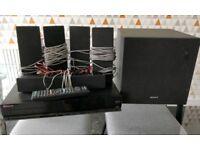 Sony bdv-e280 5.1 surround sound kit