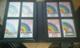 Rainbow week tapes