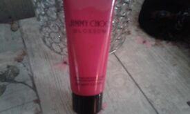 Jimmi choo body moisturiser