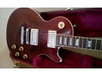 2014 les paul traditional