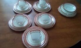 Foley China tea set ( c. 1895 - 1910 )