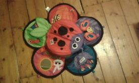 Lamaze Spin and Explore Gym Toy
