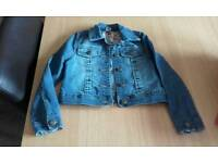 Girls 5-6 years denim jacket