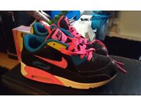 Girls Nike trainers size1