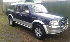 Ford Ranger (4x4)