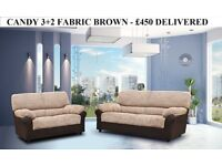 All priced differently. Corner sofa or 3+2 sofas - Each settee guaranteed! go thru the pics + choose