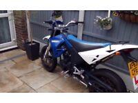 125cc zs gy-10c lighting ( Yamaha wr replica )