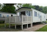 Book early! Lovely static caravan to rent on english riveria