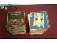 220 7 inch singles vinyl ( 1960 s - 1980 s )