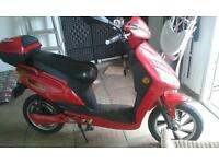 Fully legal electric bike no need for insurance tax or mot